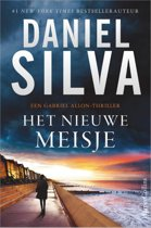 Boek cover Het nieuwe meisje van Daniel Silva (Paperback)