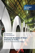 Financial Analysis of Steel Industry in India