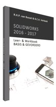 SolidWorks 2016-2017 (Basic + advanced)