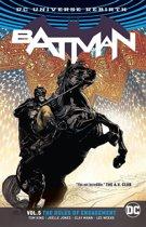 Batman Volume 5 Rules of Engagement. Rebirth