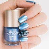 MoYou London Stempel Nagellak - Stamping Nail Polish 9ml. - Honolulu
