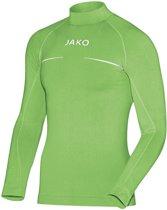 Jako Comfort Shirt LM - Sportbroek - Groen licht