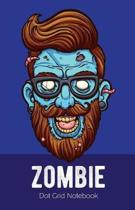 Zombie Dot Grid Notebook