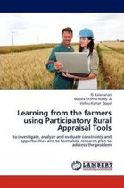 Learning from the Farmers Using Participatory Rural Appraisal Tools