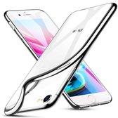 MMOBIEL Apple iPhone 7 Siliconen TPU Beschermhoes / Case. Vangt schokken op en beschermd uw iPhone 7