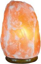 Himalaya Zoutlamp Natural ✔2-3kg, inclusief snoer + schakelaar en lampje