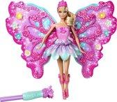 Barbie Bloemen Fee - Barbie pop
