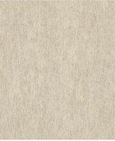 Home uni beige behang (vliesbehang, beige)