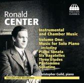 Center: Music For Solo Piano