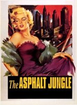 Poster-Asphalt Jungle-Marilyn Monroe-Hollywoodfilm-68x98cm.
