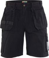 Blåkläder 1534-1310 Short Zwart maat 54