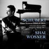 Piano Sonatas, German Dances