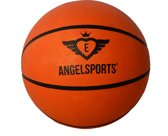 Angel Sports Basketbal Maat 7 - Oranje