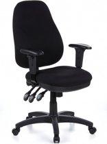 Hjh Office Bureaustoel Zenit Pro Stof - Zwart