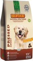 Biofood Vleesbrok Geperst - Hondenvoer - 13.5 kg