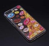 Teleplus Xiaomi Mi 6 Liquid Silicone Case Gold hoesje