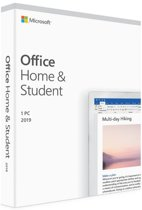 Microsoft Office 2019 Home & Student  - Eenmal
