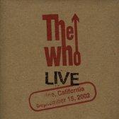 Live: Irvine CA 9/15/02