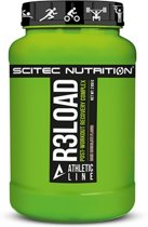 Scitec Nutrition - Athletic Line - R3Load - Post workout complex - 2100 g - 21 Porties - Poeder - Dark Chocolate