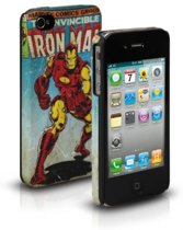 Marvel Satin Vintage iPhone 4 & 4S Hardcase Iron Man