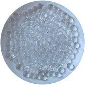 Fako Bijoux® - Orbeez - Waterabsorberende Balletjes - 15-16mm - Transparant - 50 Gram