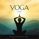 Kalender 2020 Yoga (30.5 x 30.5)
