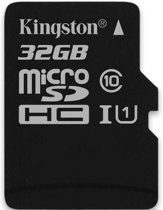 32GB Micro SDHC Class 10 UHS-I 45R FlashCard Single Pack w/o Adapter