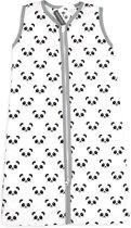 Panda Dreams Zomerslaapzak - grijs - maat 70 cm