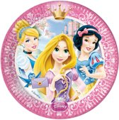 Disney Prinses Bordjes, 8st.