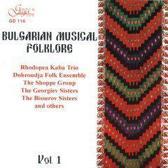 Bulgarian Folk Music Vol. 1