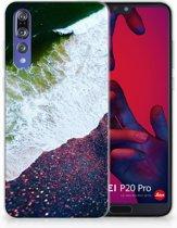 Huawei P20 Pro TPU Hoesje Design Sea in Space