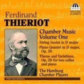 Thieriot: Chamber Music Vol.1