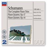 Piano Trios (Complete)/Piano Quartet/Piano Quintet
