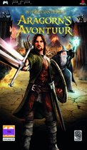 Lord of the Rings, Aragorn's Quest  PSP