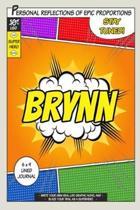 Superhero Brynn