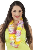 72 stuks: Hawaikrans Sunshine