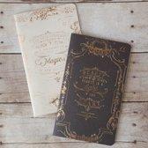 Sketch and Scribble set-Notitieboekjes