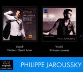 Vivaldi: Heroes Opera Airs / Virtuosa Cantatas