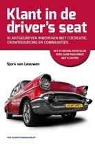 Klant in de drivers seat