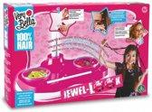 Very Bella Jewel Look Haaraccessoire maken – 25x20x7cm | Kaptafelaccessoires voor Meisjes | Haren doen