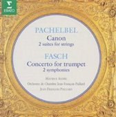 Pachelbel: Canon, etc;  Fasch / Paillard, Andre