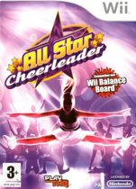 THQ All Star Cheerleader - Wii