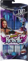 Nerf Rebelle Secret & Spies Arrow Refill 3 stuks