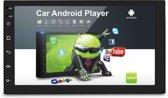 2 Din autoradio - Android 8.1 - Bluetooth - Navigatie - Handsfree - Radio - 7inch - Gratis USB