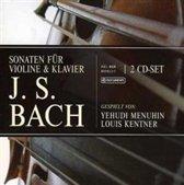 Bach: Sonaten fur violine & klavier