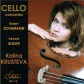 Kalina Krusteva - Schumann/Elgar