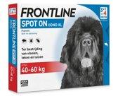 Frontline Hond Spot On Xl - 4 PIPET