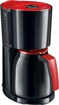 Melitta Enjoy Therm - Koffiezetapparaat - Zwart/Rood