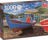Grieks Meer 1000 stukjes