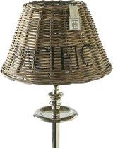 Rivièra Maison Pacific Lamp Shade - Lampenkap - Maat S - Rattan